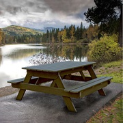 Valentine's Sale - All Weather Outdoor Picnic Table