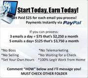 Endless Stream of $175 Payments - Get Paid Instantly