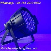 162W LED Blacklight DMX UV Lighting DJ Equipment's Door to door ship