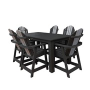 Outdoor 7 Piece Dining Set On Sale
