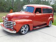 1949 Chevrolet Panel Van