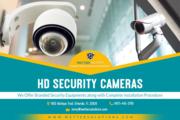 HD Security Cameras in Orlando