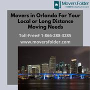 Movers in Orlando For Your Local or Long Distance Moving Need
